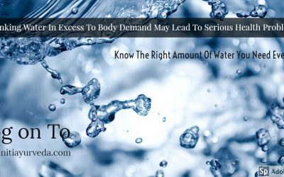 How Much Water You Need Everyday